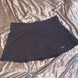 GRAY ɑժօɾɑҍӏҽ NIKE pleated tennis skirt